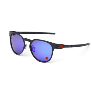 Wholesale-Eyewear sport metal polarized round frame fishing sunglasses 4137 coated travel sunglasses PRIZM classic men and women models no