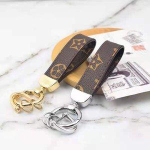 Многофункциональный кожаный ключ мода ремешок милый кошелек веревка цепь пара подвеска маленькие подарки оптом разнообразие стилей