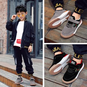 2020 New Spring Autumn Children Shoes Toddler Big Boys Sneakers Mesh Breathable Fashion Casual Kids Shoes Size