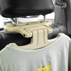 Hook Hanger Automobile Seat Back Clothes Rack Storage Holder Suit CN(Origin)