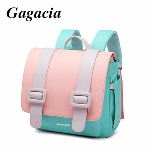 Leather School Bags For Girls Backpack 1.1-1.35M Children Backpacks Student Kid 2021 Fashion Candy Color Randoseru