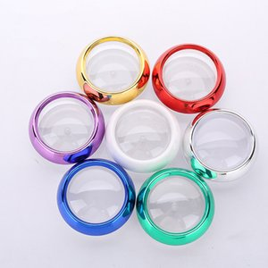 10g Candy Container Clear Cosmetics Bottles Cream Jar Empty Capsule Bottle Makeup Tools