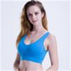 Sexy Sports Camisoles & Tanks Lace Design Lady Pads Seamless Colorful Bras Tops Two-double Body Shaper Push Up Breast Ahh bra