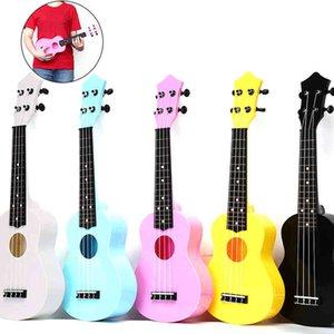 21 Inch 53.5*18cm Ukulele 4 String Guitar Ukelele For Beginner Children Kids Gifts