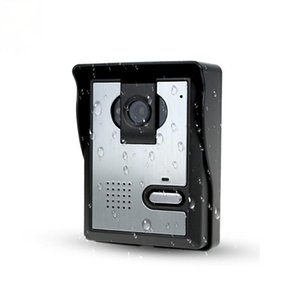 Video Door Phones Phone Intercom System Doorbell Outdoor CMOS Night Vision Camera Unit For Access Control
