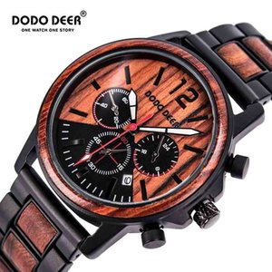 Dodeer Wood Watch