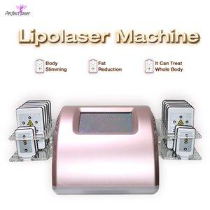 Powerful 102pcs 5D Lipolaser Machine Body Slimming Massager Skin Tightening Beauty Personal Care