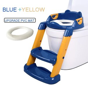 Baby Toilet Seat Children'S Panties Potty Training Child Urinal Step Ladder Folding Portable Wc Infant Pot For Kids