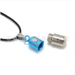 Metal Urn Crialmation Сердце Сохранить Любовь может открывать таблетки Кулон Пара Ожерелье Ash Держатель Mini Keepsake Ювелирные Изделия PS0675 831 Q2