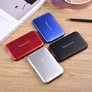 Manyuedun#3 2.5 Inch External Hard Drive Storage USB 3.0 HDD Portable HD Disk for Desktop Laptop Server
