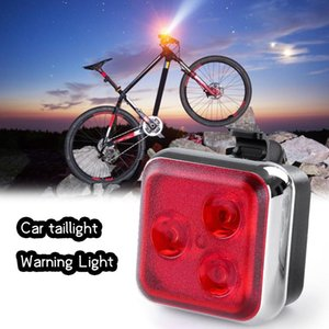 Light Modes Bike Bicycle USB LED Rechargeable Set Mountain Front Back Headlight Lamp Outdoor Cycling Sports Lights