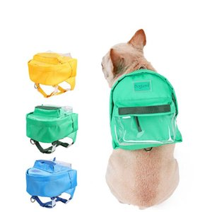 Fashion Dog Cat Carrier Backpack Waterproof Pet Bags School Bag Durable Puppy Harness Accessories For Small Dogs Car Seat Covers