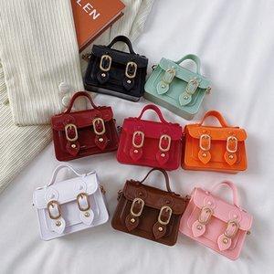 Jelly Handbags Women's Shoulder Bag PVC Mini Crossbody Bags for Women 2021 Small Cluth Purse Clear Transparent Messenger Bag C0508