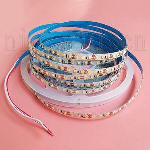 12V 24V 10m No Voltage Drop 2835 SMD LED Flexible Strip Light Tape Ribbon 120LEDs m IP20 Non Waterproof indoor Thick PCB
