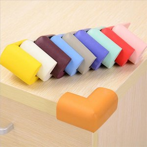 Corner&Edge Cushions 10pcs lot Baby Safety Corner Guard Table Deask Protector Child Thickening Head Containing 3M Glue