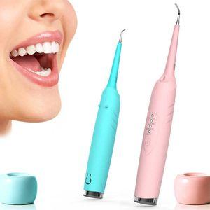 Eliminador de manchas en dientes, mquina de limpieza Dental sarro, escarificador, blanqueador Oral, uso domstico, herramienta para Q0531
