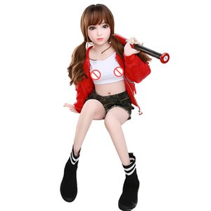 100cm Silicone Sex Dolls Japanese Anime Style Female Sexy Love Doll Ballplayer Normal Breast Realistic Toys For Men Male Masturbators Oral Ass Vagina C06