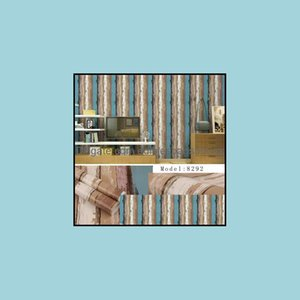 Décor Home & Gardennordic Style Modern Furniture Removable Waterproof Thickened Wallpapers Dormitory Living Room Self-Adhesive Decorative St