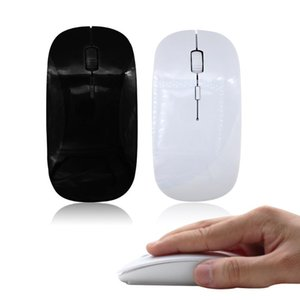 Mice 1600 DPI USB Optical Wireless Computer Mouse 2.4G Receiver Super Slim For PC Laptop