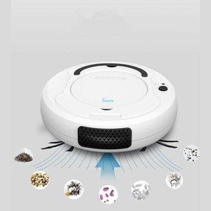 Вакуумные уборщики 3-в-1 автоматический пол чистый робот смарт-беспроводной подметающий сухой мокрый чистящий машину зарядки интеллектуальные