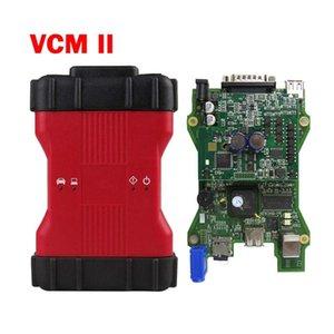 Alta qualidade chip chip vcm2 para F-Ord OBDII Ferramenta de diagnóstico de carro VCMII Apoio Veículos IDs VCM II Ferramentas