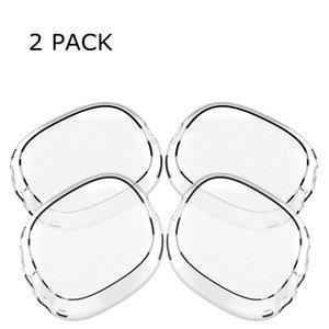 2 Pack TPU Skin Soft полный защитный чехол для аэродромов Max Наушники Earpads