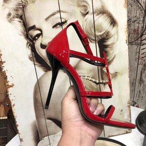 2021 Fashion Women's Stiletto Sandals son vendedores calientes y sexy, con letras únicas. Los estilos privilegios son adecuados para bodas, fiestas y viajes.
