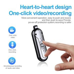 Mini Cameras V3 Audio Recorder Camera 4 8 16GB Memory Card 1080P HD Small Security Recording Device For Home And Office