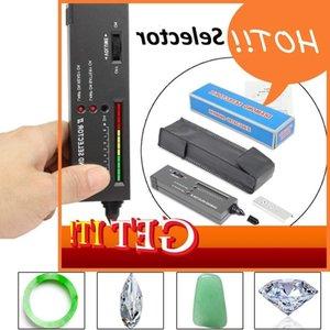Professional High Accuracy Tester Gemstone Gem Selector II Jewelry Watcher Tool LED Diamond Indicator Test Pen