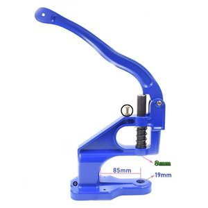 Hand Press Hole Machine Inkjet Snap Button Rivet Pick Opener Installation Tool For Eyelets Sewing Notions & Tools