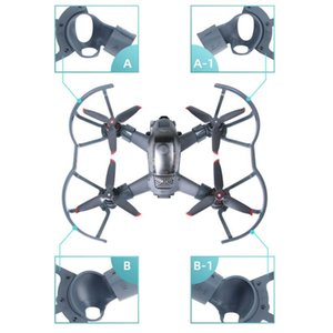 Propeller Protector Guard For DJI FPV Drone Accessory Blade Fens Props Wing Screw Quick Release Cover Protective Kit Accessories