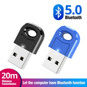 Bluetooth 5.0 Adapter Transmitter Receiver For Airpods PC Computer PS4 Pro Nintendo Switch BT USB Dongles TV Mode Audio