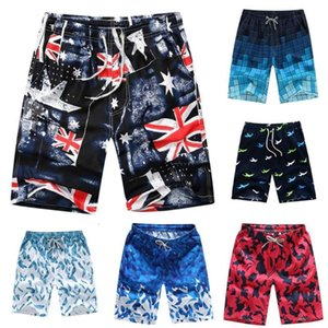 Heflashor Marca Homens Mulheres Board Shorts Torridez Fitness Beach Trunks Impresso Boardshort Solto Drawstring Casual Homme