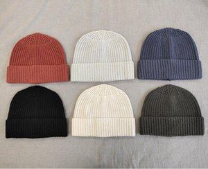 #N10B5 Fashion Winter Wool Beanie Hat Warm Unisex for Men and Women Knitted Caps