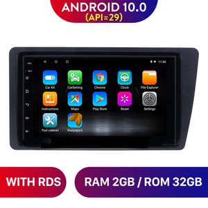 Android 10.0 2+32G Car dvd Radio Stereo For Honda Civic 2001-2005 Navigation GPS Autostereo Multimedia Video Player no 2 din