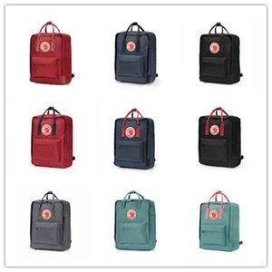 2021 Горячая распродажа Шведская лиса классический рюкзак мода стиль дизайн сумка младший Kanken холст водонепроницаемый рюкзак бренд