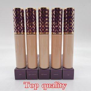 Makeup contour Concealer 5 colors Fair Light Light medium Medium Light sand 10ml liquid foundation cosmetics 24 hour delivery