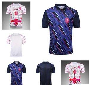 2021 Paris National Team National Rugby Jersey 18 19 Men's Home Court Away Game Jerseys Souvenir Tailandia T-shirt uniforme