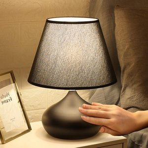 Table Lamps Nordic Bedroom Bedside Lamp Modern Creative Study Writing Living Room Desk Warm Romantic Simple Touch
