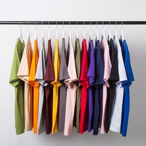 Pure cotton lovers short sleeve T-shirt men's and women's T-shirt half sleeve