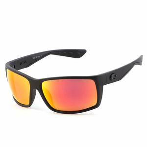 Classic costa sunglasses mens Reefton_580P Polarized UV400 PC Lens high quality Fashion Brand Luxury Designers Sun glasses for women TR90 frame With Case