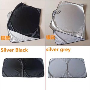 Car Sunshade Durable Windshield Block Cover Protector SUV Vehicle Front Window Silver Solar Protection Truck Auto Sun Visor