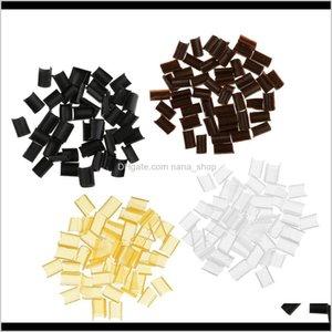 Shampoo&Conditioner 200 Lot Hair Extension U Tip Keratin Granule Rebond Fusion Glue 4 Colors 4Kh Nvx4T
