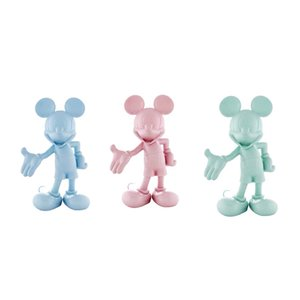 Home Furnishings Trendy 30cm Leblon Delienne Mik Mouse Resin Figures Garage Kit Action Decorate Collection Sculpture KYLP IEP5