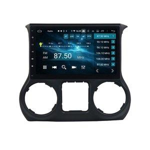 "Carplay Android Авто 1 DIN 9 ""PX6 Android 10 автомобильный DVD-плеер для Jeep Wrangler 2011-2016 DSP стерео радио GPS навигация Bluetooth 5.0 WiFi"