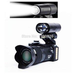 Digital Camera 33MP Auto Focus Professional DSLR Telepo Lens Wide Angle Appareil Po Bag Cameras