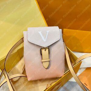 2021 Womens Mini Backpack Women Backpacks The Pool Bag Gradient Luxurys Designers Bags Handbags Waistbag Shoulder Bags Crossbody 2104224L