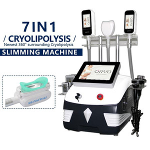 360 vacuum cryolipolysis slimming machine face and body cellute reduction fat freeze cryotherapy beauty quipment