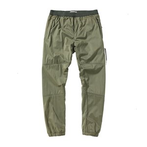 topstoney 2020 konng gonng Spring and Autumn New Plush trousers mens jumpers pants Famous brand Mens winter trousers jogger pants_yr