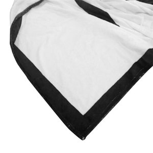 Sublimation Blanket White Blank Blankets for Sublimation Carpet Square Blankets for Sublimating Theramal transfer Printing Rug ZZE6093